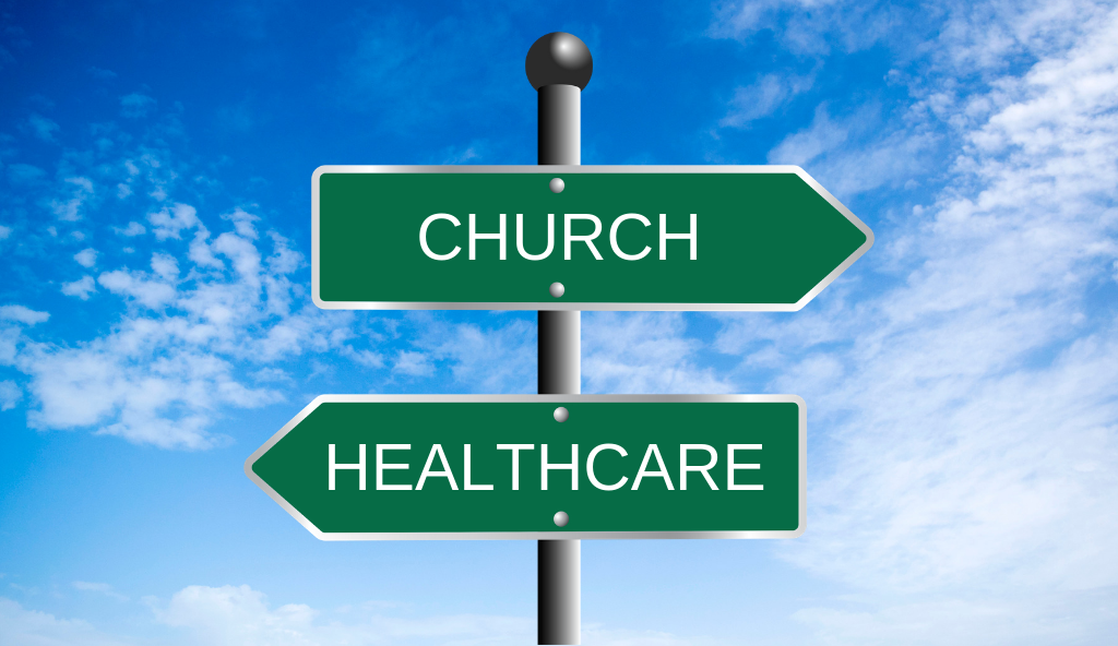 The Separation Of Church And State In Healthcare Marketing - Featured Image