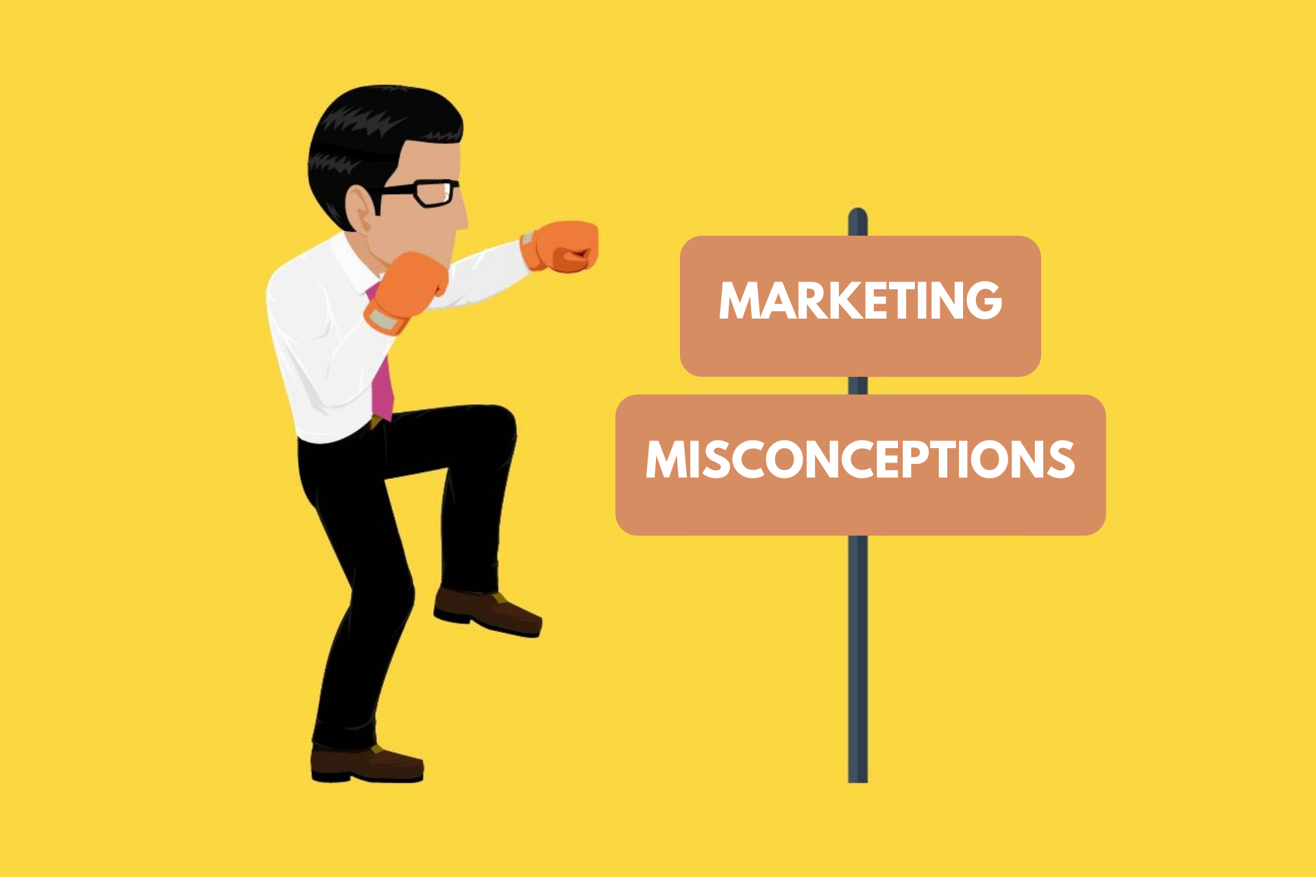 The Content You Keep: Common Content Marketing Misconceptions - Featured Image
