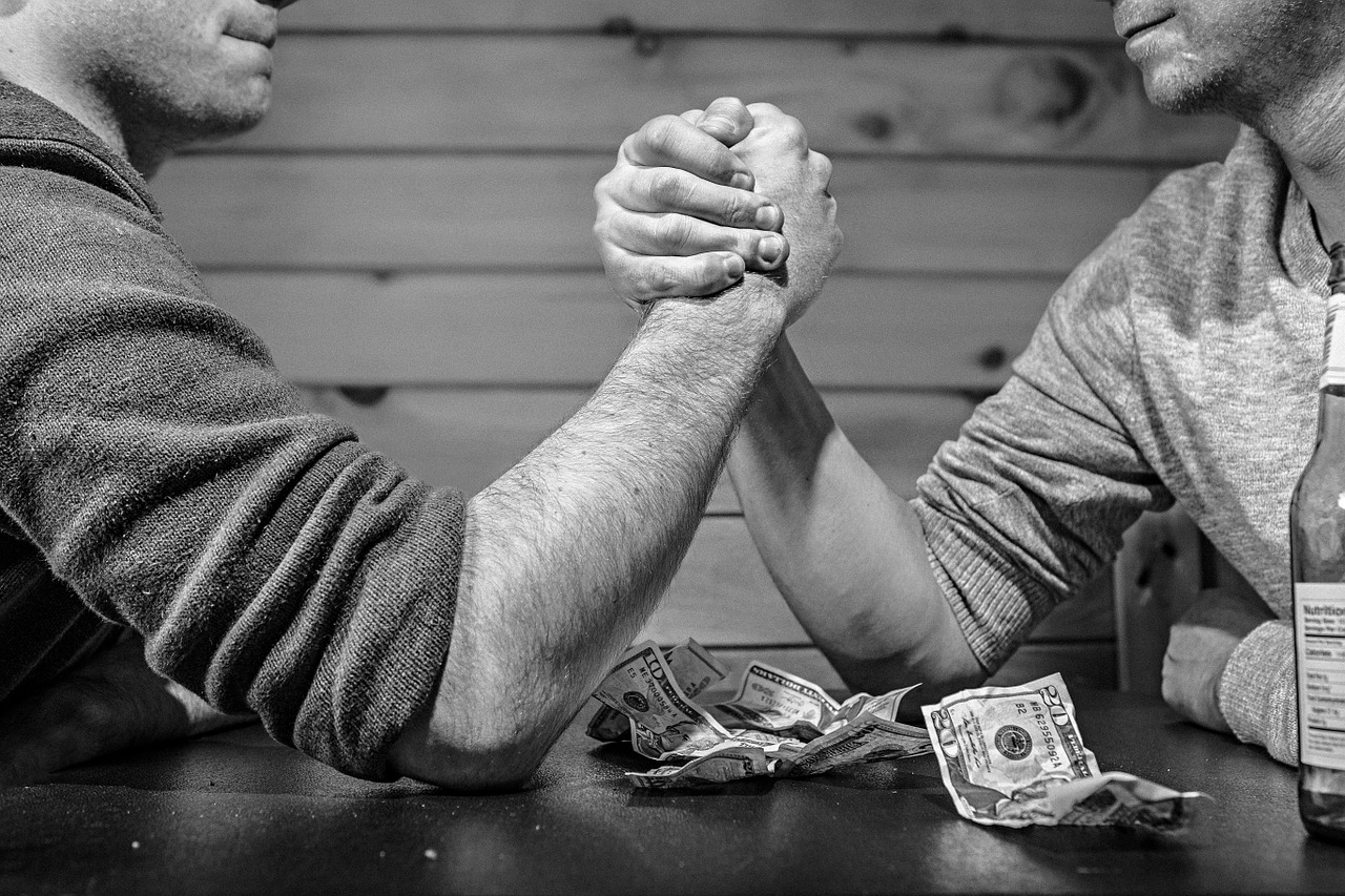 Don't Arm Wrestle For 2020 Budget - Featured Image