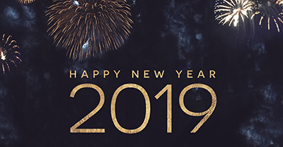The White Space Team's 2019 Resolutions - Featured Image