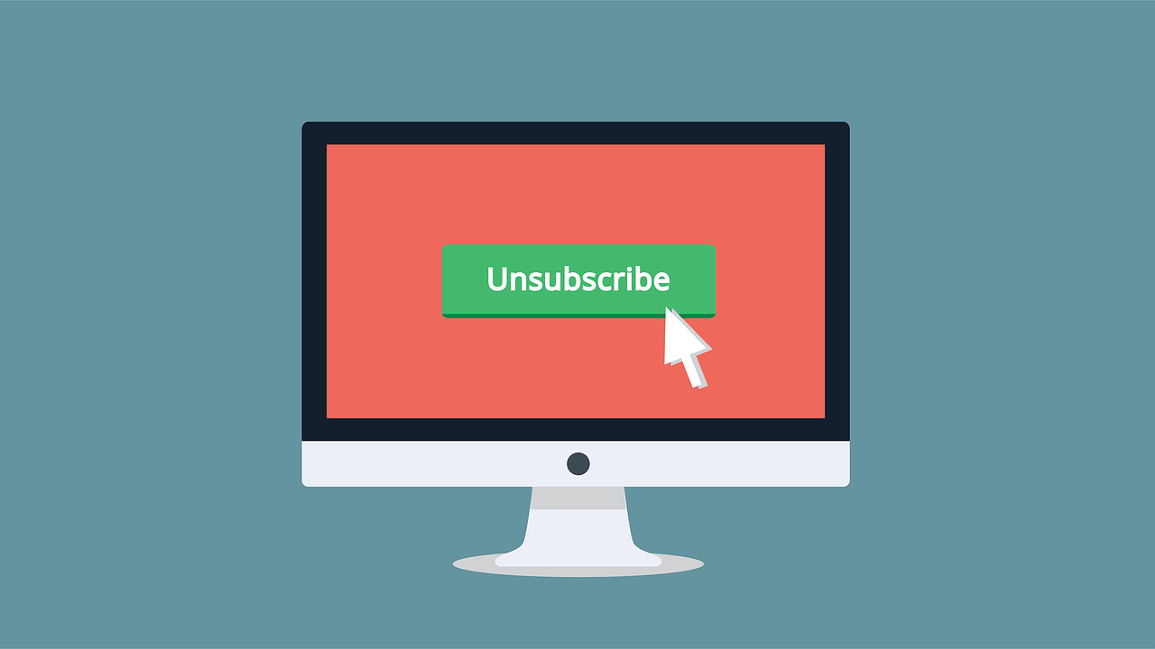 An Unsubscribe Is Not The End Of The World - Featured Image